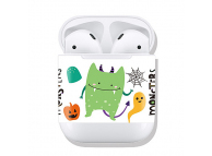 Stickers OEM pentru Airpods Monsters Multicolora