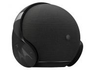 Boxa Bluetooth Motorola Sphere Plus 2-in-1 si Casti Wireless Over-Ear, Neagra, Blister