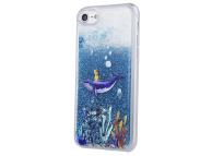 Husa TPU OEM Liquid Ocean2 pentru Apple iPhone X / Apple iPhone XS, Multicolor, Bulk