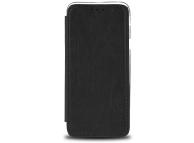 Husa Piele OEM Smart Prime pentru Samsung Galaxy A50 A505, Neagra, Bulk