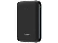 Baterie Externa Powerbank Baseus Mini JA 10000 mA, 2 x USB, Neagra, Blister PPJAN-A01