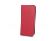 Husa Piele OEM Smart Magnetic pentru Samsung Galaxy A50 A505, Rosie, Bulk