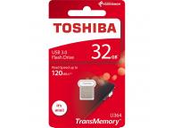 Memorie Externa Toshiba U364, USB 3.0, 32Gb, Alba, Blister THN-U364W0320E4