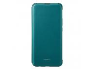 Husa Piele Huawei Flip Cover Case Huawei P Smart Z, Verde, Blister 51993128