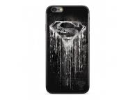 Husa TPU DC Comics Superman 003 pentru Samsung Galaxy A50 A505 / Samsung Galaxy A50s A507 / Samsung Galaxy A30s A307, Neagra, Blister