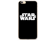 Husa TPU Disney Star Wars 001 pentru Samsung Galaxy A50 A505 / Samsung Galaxy A50s A507 / Samsung Galaxy A30s A307, Neagra, Blister SWPCSW114