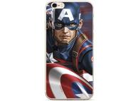 Husa TPU Marvel Captain America 022 pentru Huawei Y6 (2019), Multicolor, Blister