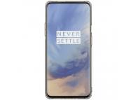 Husa TPU Nillkin Nature pentru OnePlus 7 Pro, Gri, Blister