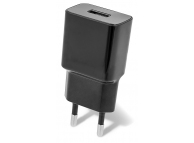 Incarcator Retea USB Setty 2.4A, 1 X USB, Negru, Blister