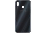 Capac Baterie Negru Samsung Galaxy A20 A205