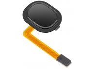 Senzor Amprenta Samsung Galaxy A20e A202, Cu banda, Negru