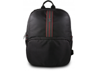 Rucsac textil Ferrari Urban Collection, 15 inci, Negru FEURBP15BK
