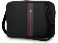 Geanta textil  pentru Laptop Ferrari Urban Collection, 13 inci, Negru FEURCSS13BK