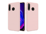 Husa TPU OEM Pure Silicone pentru Huawei P30 lite, Roz, Blister