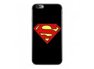 Husa TPU DC Comics pentru Samsung Galaxy A50 A505 / Samsung Galaxy A50s A507 / Samsung Galaxy A30s A307, Superman 002, Neagra, Blister WPCSMAN495
