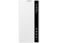 Husa Plastic Samsung Galaxy Note 10+ N975 / Note 10+ 5G N976, Clear View, Alba EF-ZN975CWEGWW