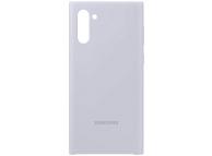Husa TPU Samsung Galaxy Note 10 N970 / Samsung Galaxy Note 10 5G N971, Argintie EF-PN970TSEGWW