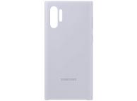 Husa TPU Samsung Galaxy Note 10+ N975 / Note 10+ 5G N976, Argintie EF-PN975TSEGWW