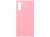 Husa TPU Samsung Galaxy Note 10 N970, Silicone Cover, Roz, Blister EF-PN970TPEGWW