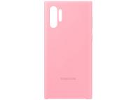 Husa TPU Samsung Galaxy Note 10+ N975, Silicone Cover, Roz, Blister EF-PN975TPEGWW