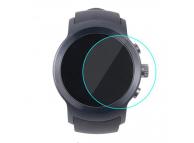 Folie Protectie Ecran OEM pentru LG Watch Sport, Sticla securizata, 0.26mm, 2.5D, Bulk
