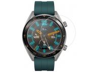 Folie Protectie Ecran OEM pentru Huawei Watch, Sticla securizata, 0.26mm, 2.5D, Bulk