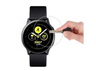 Folie Protectie Ecran OEM pentru Samsung Galaxy Watch Active, Sticla securizata, 0.26mm, 2.5D, Bulk