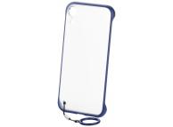 Husa TPU OEM Frameless pentru Apple iPhone 7 Plus / Apple iPhone 8 Plus, Bleumarin, Bulk