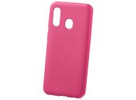 Husa TPU Goospery Mercury Style Lux pentru Samsung Galaxy A40 A405, Ciclam, Blister