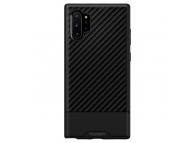Husa TPU Spigen Core Armor pentru Samsung Galaxy Note 10+ N975, Neagra, Blister 627CS27365