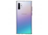 Husa TPU Spigen Liquid Crystal pentru Samsung Galaxy Note 10+ N975, Transparenta, Blister 627CS27327