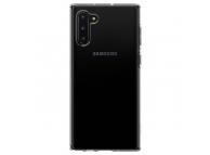 Husa TPU Spigen Liquid Crystal pentru Samsung Galaxy Note 10 N970, Transparenta, Blister 628CS27370