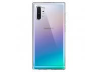 Husa Plastic - TPU Spigen Ultra Hybrid pentru Samsung Galaxy Note 10+ N975, Transparenta, Blister 627CS27332