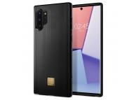 Husa Plastic Spigen La Manon Classy pentru Samsung Galaxy Note 10+ N975, Neagra, Blister 627CS27367