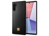 Husa Plastic Spigen La Manon Classy pentru Samsung Galaxy Note 10 N970, Neagra, Blister 628CS27410