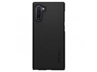 Husa Plastic Spigen Thin Fit pentru Samsung Galaxy Note 10 N970, Neagra, Blister 628CS27368