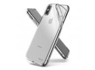 Husa TPU Ringke Air Ultra-Thin pentru Apple iPhone X / Apple iPhone XS, Transparenta, Blister ARAP0013