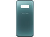 Capac Baterie Verde (Prism Green) Samsung Galaxy S10e G970