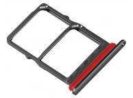 Suport Card / SIM 2 - Suport SIM Negru (Black) Huawei P30