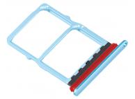Suport Card / SIM 2 - Suport SIM Bleu (Breathing Crystal) Huawei P30