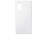 Husa Plastic Samsung Galaxy Note 10+ N975, Transparenta, Blister EF-QN975TTEGWW