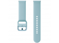 Curea Ceas Sport Band pentru Samsung Galaxy Watch Active / Galaxy Watch (42mm) / Gear Sport, 20 mm, Bleu, Blister, ET-SFR50MLEGWW