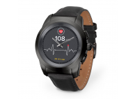 Ceas Bluetooth Smartwatch MyKronoz ZeTime Premium, 44 mm, Negru, Blister KRZT1RP-BBK-BKLEA