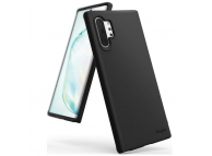 Husa TPU Ringke Air S pentru Samsung Galaxy Note 10+ N975 / Note 10+ 5G N976, Neagra, Blister ADSG0004