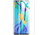 Folie Protectie Ecran HOCO Huawei P30, Plastic, Full Face, Quantum Fast Attach G3, Blister