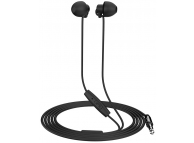 Handsfree Casti In-Ear HOCO M56 Audio Dream, Cu microfon, 3.5 mm, Negru, Blister