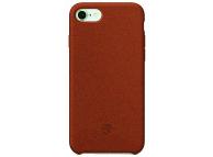 Husa TPU Tellur Sand pentru Apple iPhone 7 / Apple iPhone 8, Maro, Blister TLL121512