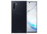Husa TPU Samsung Galaxy Note 10 N970 / Samsung Galaxy Note 10 5G N971, Clear Cover, Transparenta EF-QN970TTEGWW