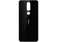 Capac Baterie Negru Nokia 5.1 Plus