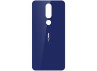 Capac Baterie Albastru Nokia 5.1 Plus